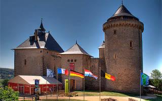 Замок Мальбрук, Франция — обзор