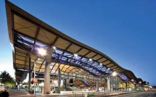 Вокзал Саузерн Кросс, Австралия — обзор