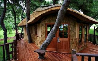 Дом Blue Forest, Греция — обзор