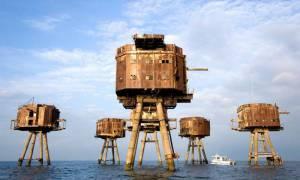 Морские форты Маунселла, Великобритания — обзор
