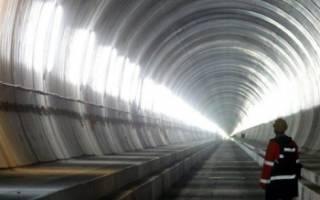 Тоннель Гударрама, Испания — обзор