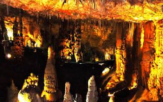 Соляная пещера Колонель, Израиль — обзор