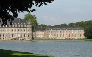 Замок Белей, Бельгия — обзор