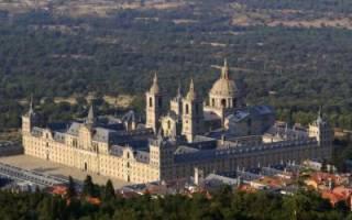 Монастырь Эскориал, Испания — обзор