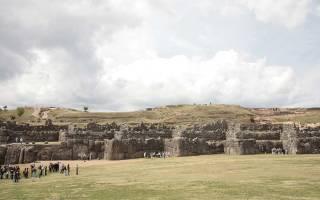 Крепость Саксайуман, Перу — обзор