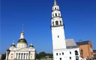 Невьянская башня, Россия — обзор