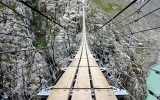 Мосты Рут-Бриджс, Индия — обзор