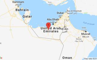Мечеть Джумейра, Объединенные Арабские Эмираты — обзор