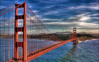 Мост «Золотые ворота», США — обзор