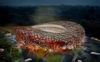 Футбол внутри искусства. Стадионы впечатляющие своим дизайном — обзор