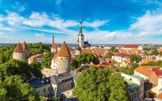 Пярну — что посмотреть по городам Эстонии