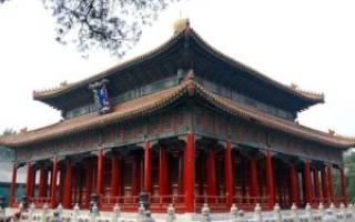 Храм Конфуция в Шанхае, Китай — обзор