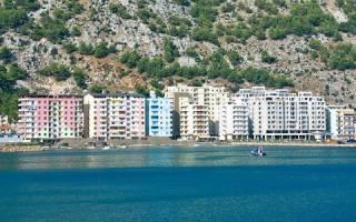 Шенджин — что посмотреть по городам Албании