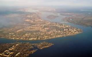 Россия что посмотреть в Архангельске