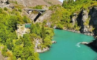 Квинстаун — что посмотреть по городам Новой Зеландии
