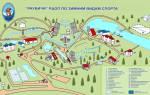Раубичи — обзор и отзывы лыжного курорта