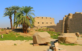 Фиванский некрополь, Египет — обзор