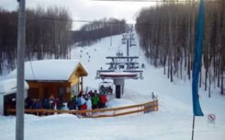 Обзор и отзывы лыжного курорта Красная глинка