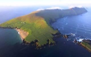 Острова Бласкет, Ирландия — обзор