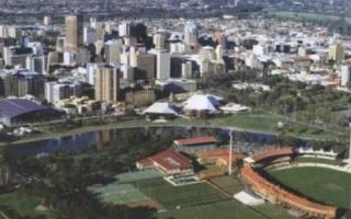 Город Однадатта, Австралия — обзор