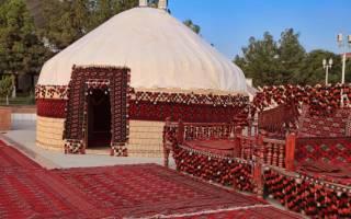 Моллакара — что посмотреть по городам Туркменистана