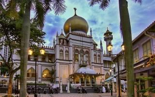 Мечеть Султана Хуссейна, Сингапур — обзор