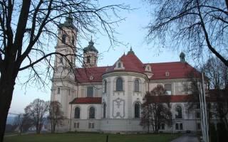 Аббатство Оттобойрен, Германия — обзор
