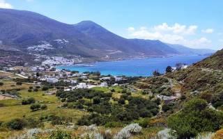 Аморгос, Греция — обзор