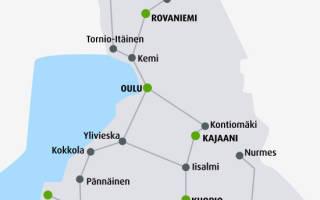 Центральный вокзал Хельсинки, Финляндия — обзор