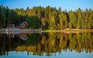 Баня-фуникулер, Финляндия — обзор