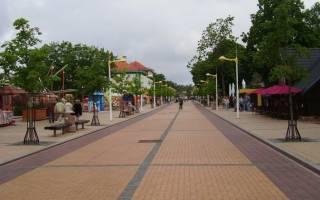 Паланга — что посмотреть по городам Литвы
