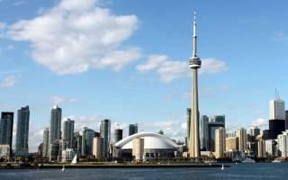 Центральная набережная Торонто, Канада — обзор