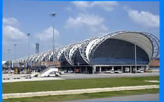 Аэропорт Бангда, Китай — обзор
