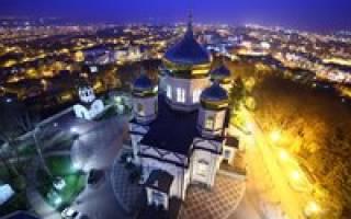 Россия что посмотреть в Ставрополе