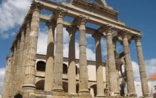 Амфитеатр в Мериде, Испания — обзор
