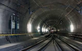 Готардский автомобильный тоннель, Швейцария — обзор
