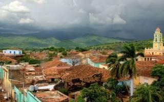 Тринидад — что посмотреть по городам Кубы