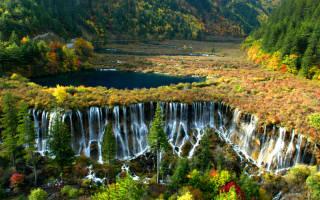 Долина девяти деревень Цзючжайгоу, Китай — обзор