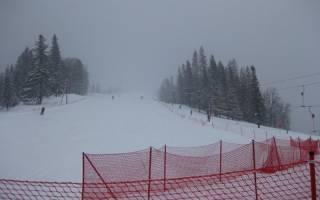 Обзор и отзывы лыжного курорта Красный ключ
