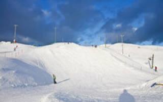 Обзор и отзывы лыжного курорта Игора