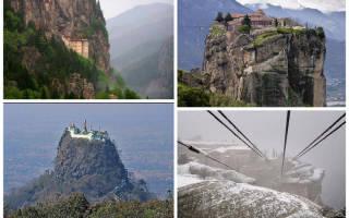 Подальше от людей. Самые труднодоступные монастыри и храмы на земле — обзор