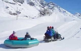Брёй-Червиния для любителей безопасного отдыха  — обзор и отзывы лыжного курорта
