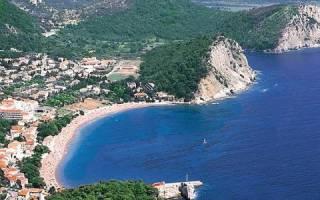 Петровац — что посмотреть по городам Черногории