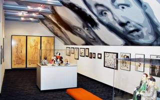 Музей «Три балбеса», США — обзор