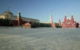 Московский Кремль и Красная площадь, Россия — обзор