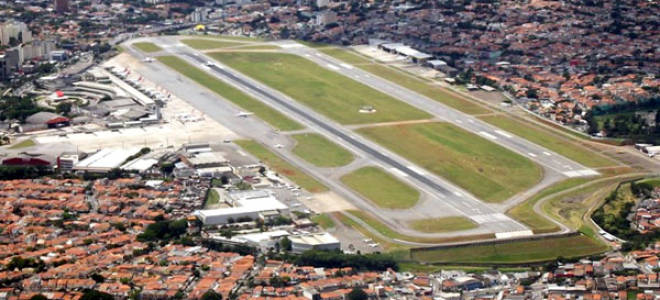 Аэропорт Конгоньяс, Бразилия — обзор