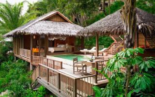 Курорт Six Senses Yao Noi, Таиланд — обзор