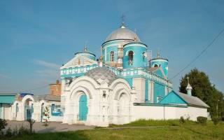 Россия что посмотреть в Ачинске