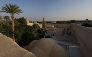 Монастыри Вади-Натрун, Египет — обзор
