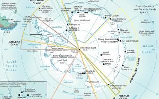 Впадина Бентли, Антарктида — обзор